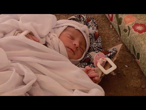 العراق: استيعاب موجة جديدة من النازحين