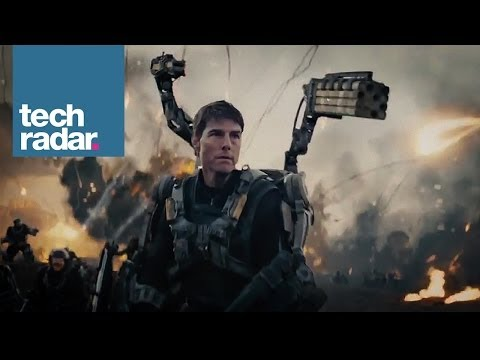 Edge of Tomorrow (2014) EXCLUSIVE feature: Making the exosuit