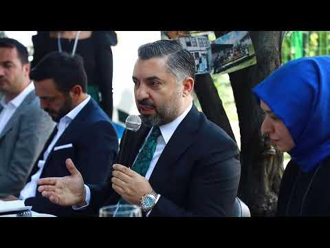 Anadolu İletişim ve Eğitim Derneği & Nar Buluşmaları- RTÜK Başkanı Sn.Ebubekir ŞAHİN