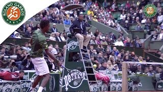 Shots of the day 2015 French Open / Day 8