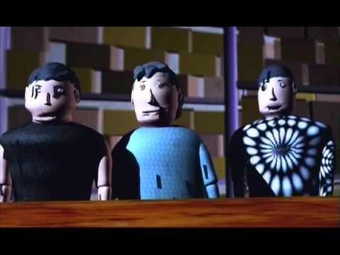 עושים רוח - סרט אנימציה באורך מלא
