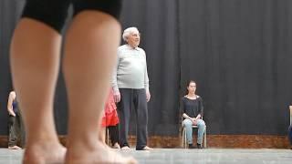Laboratorio Artístico Danza. VI Encuentro Arte para la Motivación. Bruselas 2017