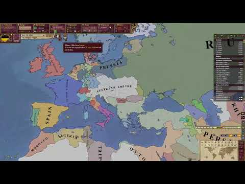 The United States Of Greater Austria - A HFM Austrian Empire Series By XTRG. - Episode 1