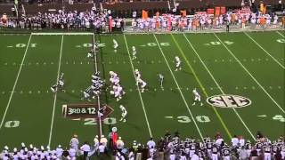 AJ Johnson vs Mississippi State (2012)