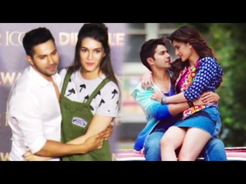 Varun Dhawan And Kriti Sanon Confess About Their E