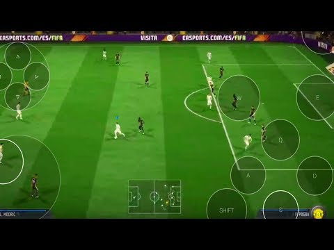 FIFA 18 Andorid And IOS  V1.1 APK + OBB Free Download