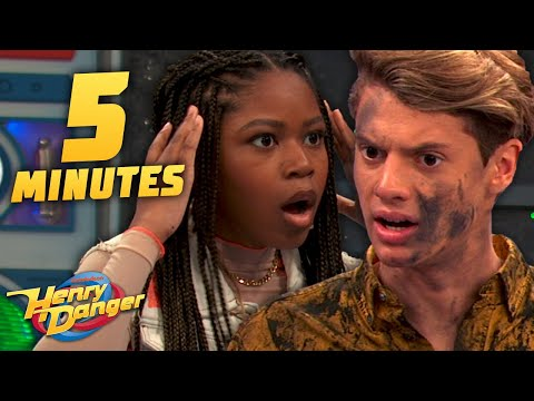 5 Minutes of Henry Danger's Final Season 🧨 Ep. 4 | Henry Danger