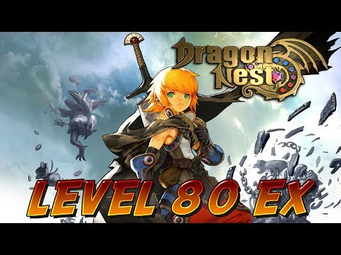 Dragon Nest - Level 80 EX Skills