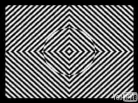 ilusion - Una ilusión optica que crea una alucinación.