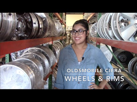 Factory Original Oldsmobile Ciera Wheels & Oldsmobile Ciera Rims – OriginalWheels.com