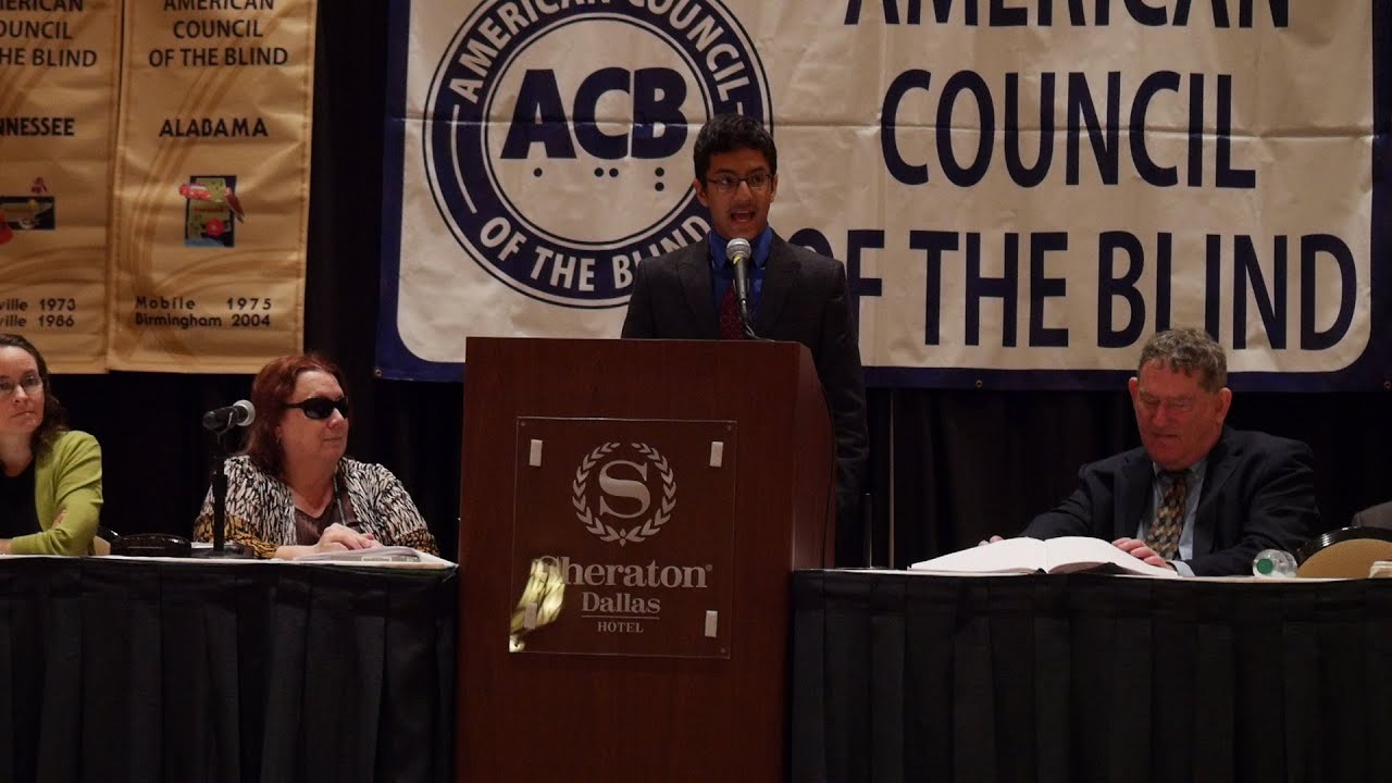 Braigo - Shubham Banerjee award speech at ACB Conference 2015
