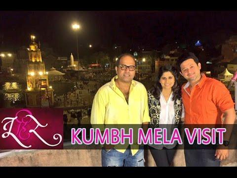 Video Tu Hi Re Stars Visit Kumbh Mela | Swapnil Joshi, Saie Tamhankar & Sanjay Jadhav download in MP3, 3GP, MP4, WEBM, AVI, FLV January 2017