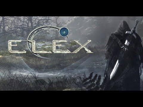 Лагерь Берсерков - ELEX #2