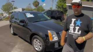 Autoline's 2008 Cadillac SRX Walk Around Review Test Drive