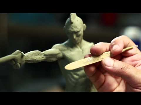sculpture - SUBSCRIBE to SWSCA on YouTube:http://bit.ly/Zp70T4 Character Maquette Sculpting with FX Master Jordu Schell Watch FULL LESSON: https://www.stanwinstonschool....