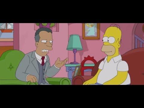 Los Simpson predijeron el caso de corrupción en la FIFA