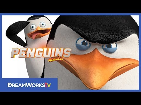 Penguins of Madagascar (Clip 'How to Be a Spy with Skipper and Private')