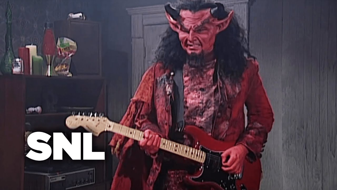 Devil Can't Write No Love Song – SNL