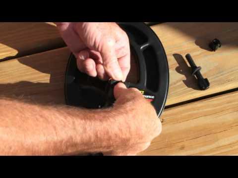 Garrett Ace 250 Metal Detector - Installation Tip - U.S.