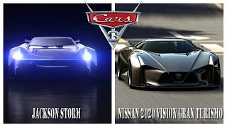 Nonton Cars 3 All New Characters In Real Life Film Subtitle Indonesia Streaming Movie Download