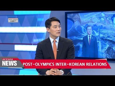 Post-Olympics inter-Korean relations