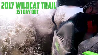 8. 17 Wildcat Trail Kicking Ass 1st Day Out, Can it Hang with a Can Am 4 Seater??