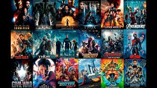 Todas las películas de Marvel (RESUMEN PARTE 1)