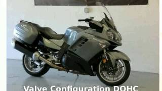 9. 2008 Kawasaki Concours 14 Walkaround and Features