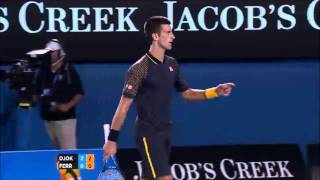 Hi everyone ! I made A video About Djokovic ! It's his top 10 Points ever. Hope you will enjoy.Music :1 - Sia Ttanium remix by Seth G.2 - Remix una mattina.Novak Djokovic - Top 10 Points Ever (HD)Novak Djokovic - Top 10 Points Ever (HD)Tags (ignore) :novak djokovic (tennis player), tennis (sport), tennis, rafael nadal (tennis player), djokovic, open, roger federer (tennis player), wimbledon (tennis tournament), grand slam, celebrity interviews, david letterman, david letterman show, late night show, the late late show, monologue, bit, skits, talk show, late night talk show, late night, celebrities, the ellen show, celebrity guests, late show, the colbert report, dave letterman, cbs, stephen colbert, the late show, federer djokovic highlights, wimbledon highlights, match highlights, tennis highlights, all england club, grass court, the tonight show, wimbledon championships 2015, wimbledon 2015, tonight show, sketches