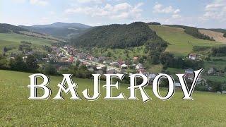 Amatérsky, ale krásny dokument o obci BAJEROV