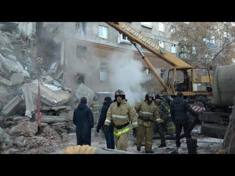 Ρωσία: Τραγωδία από έκρηξη σε πολυκατοικία