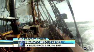 Nonton Hurricane Sandy Sinks HMS Bounty, 14 Rescued from Ship Amid 'Perfect Storm' Film Subtitle Indonesia Streaming Movie Download