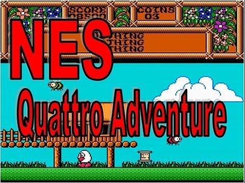 quattro adventure nes chomikuj
