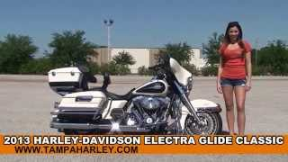 5. Used 2013 Harley Davidson Electra Glide Classic Motorcycles for sale - Lakeland, FL