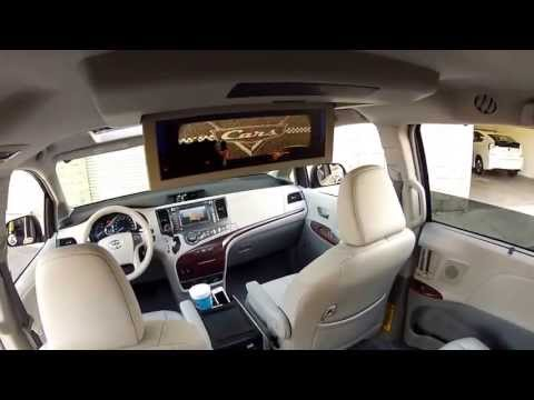 Leather Seats 2011 Toyota Sienna XLE, Leather, Premium, Navigation, & DVD
