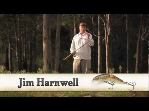 Rapala Jointed 7 (J-7) videó