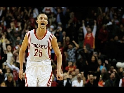 Video: Chandler Parsons Sets the Record for Three-Pointers in a Half