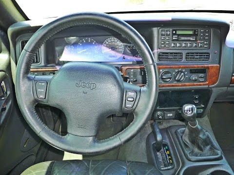 Jeep wk мануал фотка