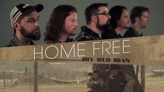 Zac Brown Band  My Old Man Home Free Cover OFFICIAL VIDEO