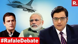 Video #RafaleDebate: Who Has The Edge? | The Debate With Arnab Goswami MP3, 3GP, MP4, WEBM, AVI, FLV Desember 2018