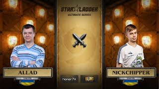 NickChipper vs Allad, game 1