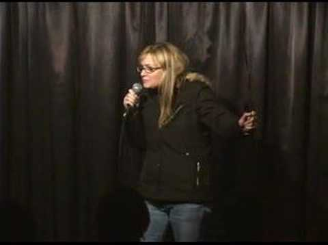 Kate Gallagher Comedy Store Stand-Up