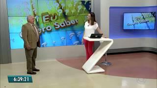 """Bom Dia Paraíba – Quadro """"Eu Quero Saber"""" – 01.08.2017"""