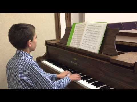Praise To The Lord, The Almighty (piano Solo)