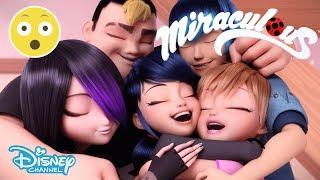 Miraculous Ladybug   Poor Kitty Section 😟   Disney Channel UK