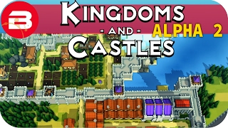 Kingdoms and Castles Gameplay: TALLEST TOWER YET? #14 - Lets Play Kingdoms & Castle Alpha