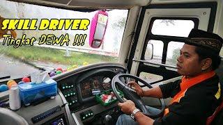 Video UJI SKILL DRIVER BUS LEWAT JALUR EKSTRIM | Sudiro Tungga Jaya di Jalur Pegunungan Gunung Lawu MP3, 3GP, MP4, WEBM, AVI, FLV Juni 2018