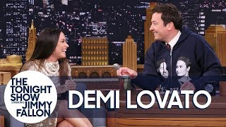 Video Demi Lovato and Jimmy Exchange Gifts for Their 10th BFF Anniversary MP3, 3GP, MP4, WEBM, AVI, FLV Januari 2018