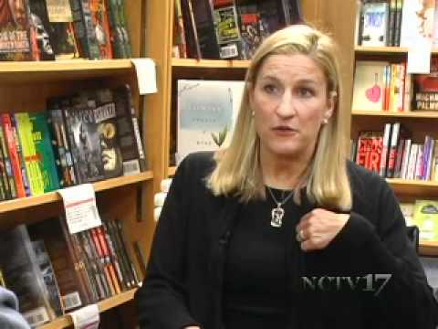 "Ruta Sepetys interviewed on NCtv17's ""Authors Revealed"""