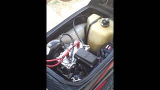 8. Yamaha SuperJet Engine